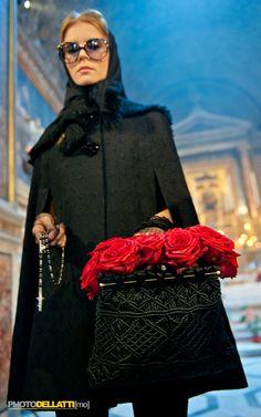 """MICHELE MIGLIONICO HIGH FASHION EXHIBITION """"MADONNE LUCANE"""" - Roma Chiesa di Santa Maria di Loreto (Piazza Venezia - Colonna Traiana)"""