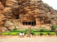 #BADAMICAVES, #KARNATAKA, #India The #Badami cave temples are a #complex of temples located at Badami, a town in the #Bagalkot district of Karnataka. The cave temples are composed of #FourCaves, all carved out of the soft Badami #sandstone on a hill cliff in the late #6th7thCenturies. #TheRoadLessTravelled #TRLT #Trekking #exploring the #unexplored #India