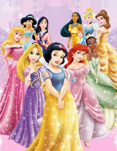 Who doesn't want to be a disney princess?!