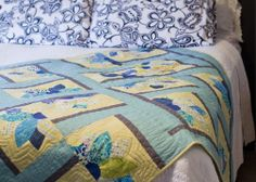 On William's Street - Unique Quilt Patterns