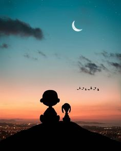 image Cute Wallpapers, Cool Pictures, Beautiful Pictures, Charlie Brown Peanuts, Peanuts Snoopy, Evening Pictures, Spray Paint Art, Unique Photo, Fotos Tmblr