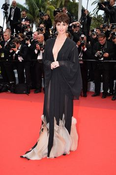 """Paz Vega in Stephane Rolland attends """"The BFG (Le Bon Gros Geant - Le BGG)"""" premiere during the 69th annual Cannes Film Festival on May 14, 2016 #Cannes2016"""