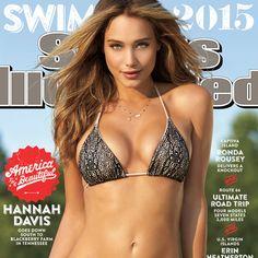 Hannah Davis sarà la cover girl di Sports Illustrated 2015, alla fine a spuntarla è stata Hannah Davis aggiudicandosi la copertina 2015 del numero...