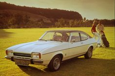 ‪#‎ThrowBackThursday‬ - In May 1974 Ford launched the poshest incarnation of the Mk II Capri, the upscale 3.0-litre Ghia. It came with alloy wheels, a vinyl roof, tinted glass and an extra layer of lacquer to make it extra shiny.