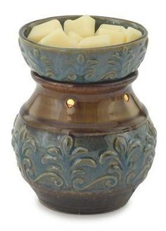 Soylicious Fleur de Lis Sapphire electric melter and 5 3 ounce packs of wax tart by TimelyTreasures  http://www.blujay.com/item/Soylicious-Fleur-de-Lis-Sapphire-electric-melter-and-5-3-ounce-packs-of-wax-tart-11100400-4456236