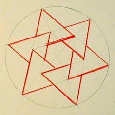 hexagrams at Math Cats