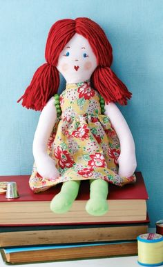 Red-haired Doll