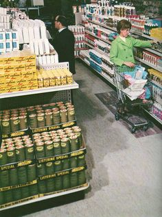 Zayres, 1968. Had almost forgotten about this K-Mart predecessor!