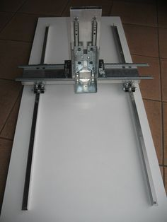 construction d 39 une table de fraisage commande num rique diy cnc router arduino pinterest. Black Bedroom Furniture Sets. Home Design Ideas