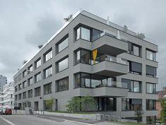 EM2N - Projects - Conversion Habsburgstrasse, Zurich, Switzerland