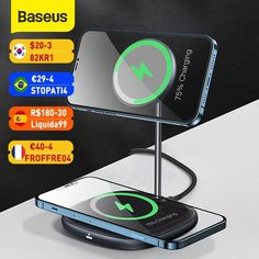 Baseus Magnetic Wireless Charger