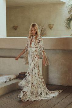 Bridal Musings, Boho Chic, Bohemian Mode, Hippie Chic, Bohemian Weddings, Indian Weddings, Modern Bohemian, Boho Style, 2017 Bridal