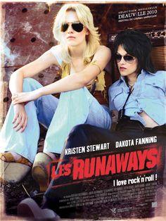 Los Angeles, 1975. Joan Jett et Cherie Currie, deux adolescentes rebelles, se rencontrent et deviennent les figures emblématiques de ce qui se révélera être le plus célèbre des groupes de glam rock féminin, les Runaways. Après une irrésistible ascens...