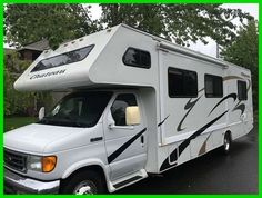 2008 Thor Motor Coach Four Winds Chateau 31' Class C Gas Slide Out Solar Panel   | eBay Motors, Other Vehicles & Trailers, RVs & Campers | eBay!