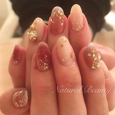 いいね!159件、コメント1件 ― Natural Beauty(ナチュラルビューティー)さん(@naturalbeauty.s)のInstagramアカウント: 「#ネイル#nail#ネイルアート#ジェル #ネイルデザイン#大人女子 #大人女子ネイル#大人かわいいネイル #カルジェル#ベトロ#パラジェル…」