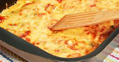 Cartofi în stil regal - Așa pregătesc eu cartofii mereu când am musafiri Russian Recipes, Toddler Meals, Hawaiian Pizza, Pork Recipes, Risotto, Mashed Potatoes, Macaroni And Cheese, Casserole, Food And Drink