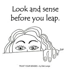 Are you looking for ways to make better sense of work? Start using your capacities to sense  https://www.bebee.com/producer/@deb-lange/the-gift-of-our-senses