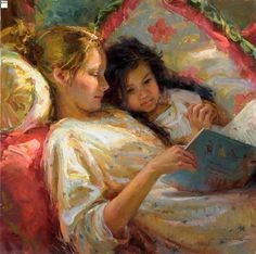 Bedtime stories are in everyone's memories of childhood