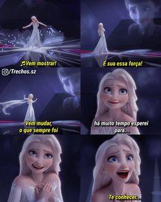 Melhor música de Frozen 2💙 - Para ver mais trechos 👉 @trechos.sz / #trechossz - Se esse poster te lembrou alguém marque 👇 -  #disney…