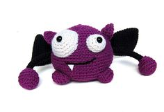 Ravelry: Taggle the Monster pattern by Stacey Trock