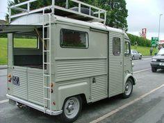 Citroen H-van (Cool Camper)