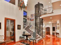 home elevators for claustrophobics | Photos