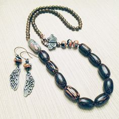 Art Bead Scene Blog: Tips for Using Wood Beads in Jewelry Designs