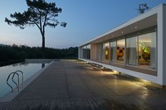 Cerveira House by dEMM Arquitectura
