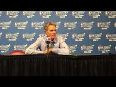Steve Kerr on Warriors Game 4 Loss to Rockets