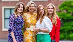 Hollannin kuningas vaihtoi vapaalle - poseeraa farkuissa teini-ikäiset tyttäret vierellään | Seiska Vanity Fair, Lily Pulitzer, Dresses, Fashion, Vestidos, Moda, Fashion Styles, Dress, Vanity Fair Magazine