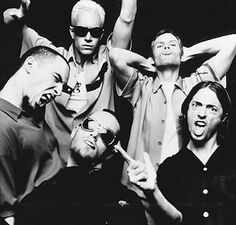 311-- this what they looked like when I started listening way back when
