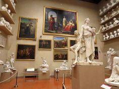 Salone dell'Ottocento, Galleria dell'Accademia, Florence