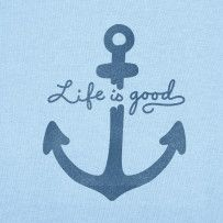 Anchor #Lifeisgood #ThinkSpring