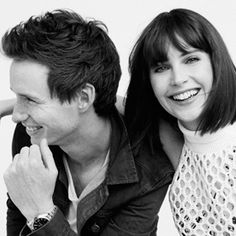 Before You Tear Up During The Theory of Everything, Felicity Jones and Eddie Redmayne Reveal 7 Behind-the-Scenes Secrets  #InStyle