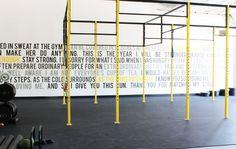 Fitness Installation