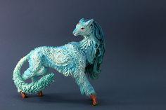 Llaumer Original Creature figurine sculpture от DemiurgusDreams