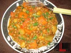 mancare de linte sanatoasa Romanian Food, Vegan Dinners, Food To Make, Ale, Vegetarian Recipes, Broccoli, Curry, Food And Drink, Gluten