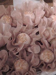 Brigadeiro de Flor de Sal com Especiarias