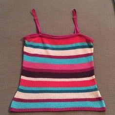 I just discovered this while shopping on Poshmark: Guess Collection knitted tank. Check it out! Price: $9 Size: S