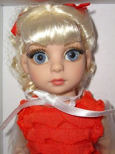 "PEACHY KEEN PATSY Tonner DOLL NRFB 2013 LE 500 10"" Ann Estelle Body Bendy Knees #Tonner #DollswithClothingAccessories"