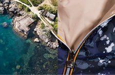 A Visual Symmetry Between Designer Brands & Landscapes