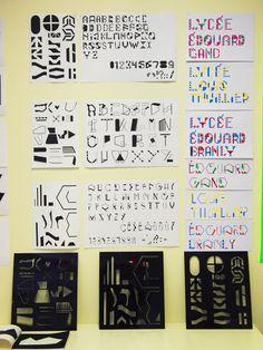 BTS Design graphique Bts Design Graphique, Typo, Arts