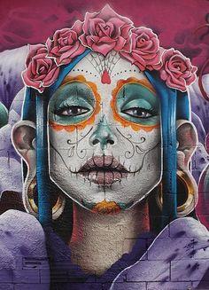 Art #skulls skulls