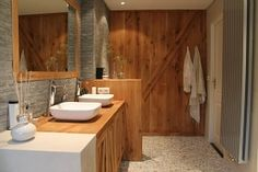 De landelijke badkamer | Eigen Huis & Tuin