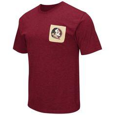 FSU Florida State University Men's T-Shirt with Pocket