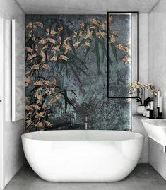 Die 306 besten Bilder von Tapeten fürs Badezimmer in 2019