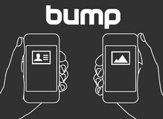 Heard about the Bump App? It has a cross platform support which allows sharing information and data between Androids and iPhones. Ios App, Tech News, Android Apps, Technology, Popular, Iphone, Google, Stuff To Buy, Tecnologia