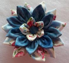 fabric flowers free patterns | Free Patterns