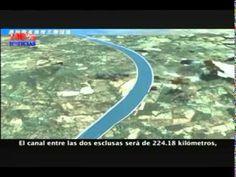 ASI SERA EL GRAN CANAL  DE NICARAGUA