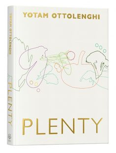 Yotam Ottolenghi - Plenty in the Wizo gift shop euro Plenty Cookbook, My Cookbook, Fixate Cookbook, Cookbook Ideas, Yotam Ottolenghi Plenty, Otto Lenghi, Cookbook Design, Gastronomia, Salad